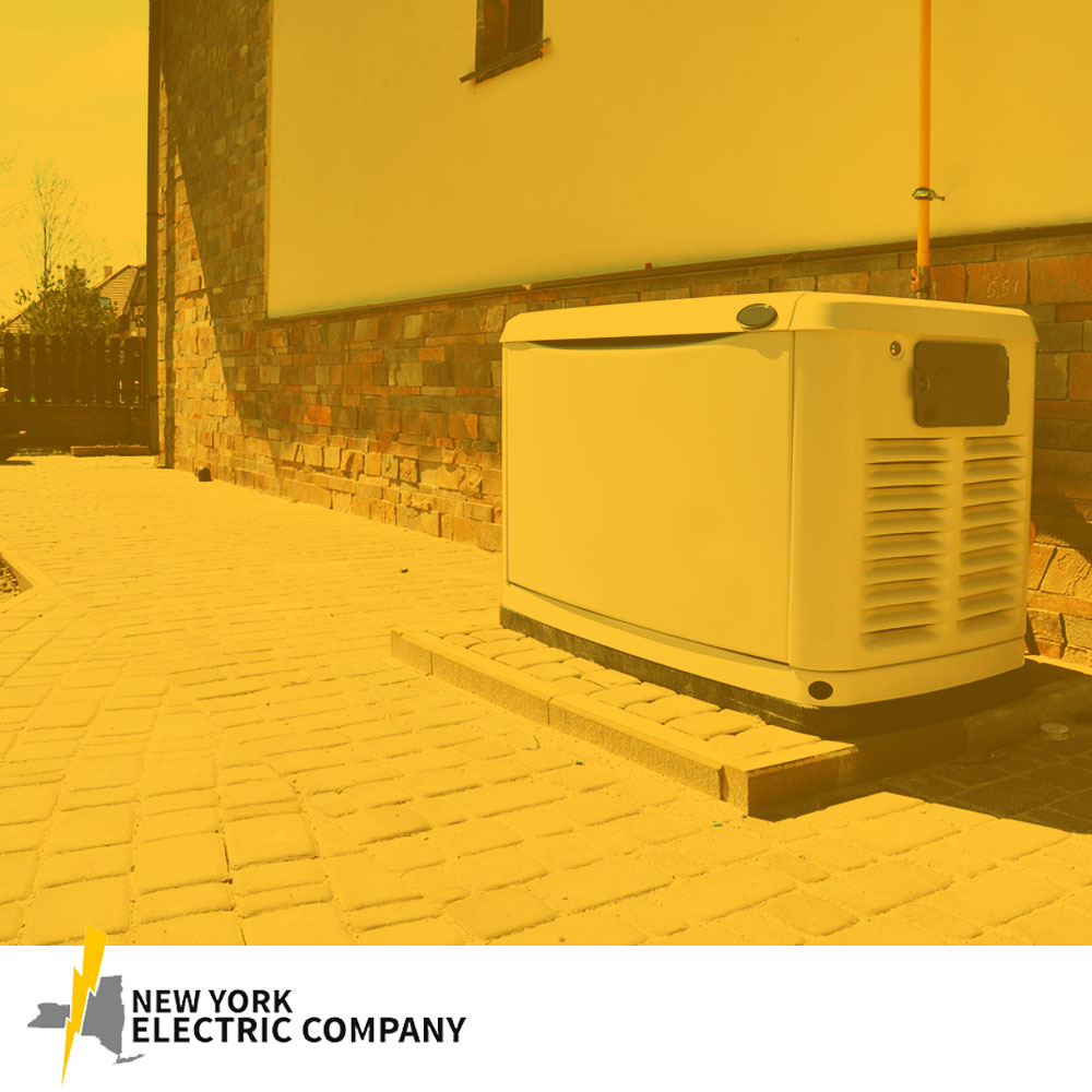 Standby generator options for installation